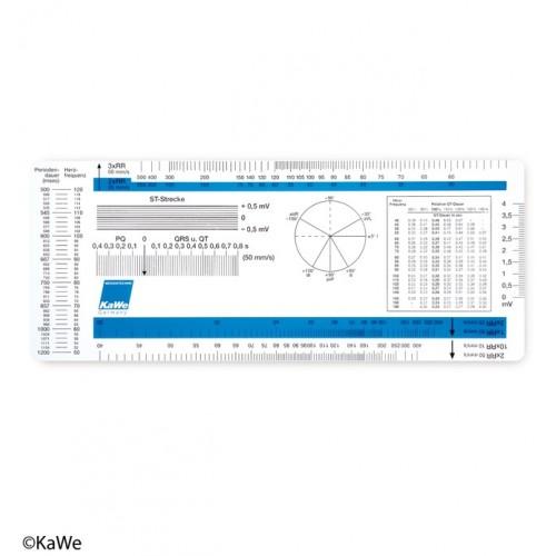 KaWe EKG-Lineal