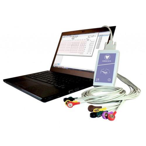 Cardio M-PC USB Ergo Net mit Netzwerk- und Ergometrielizenz