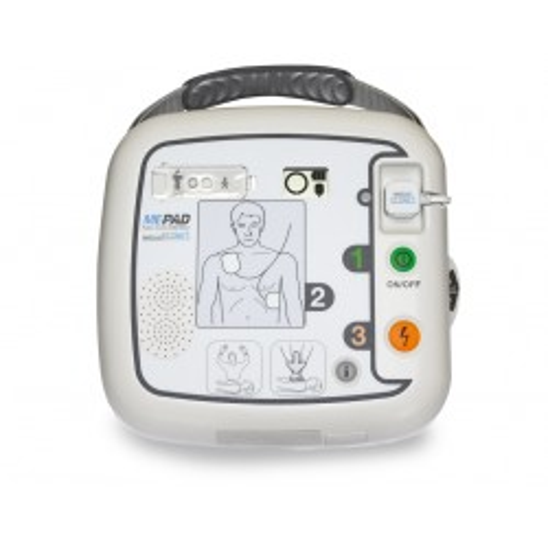 ME PAD halbautomatischer Externer Defibrillator