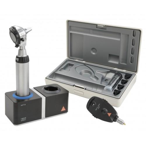 HEINE BETA 400 LED Diagnostik Set mit mit BETA4 NT und Tisch-Ladegerät