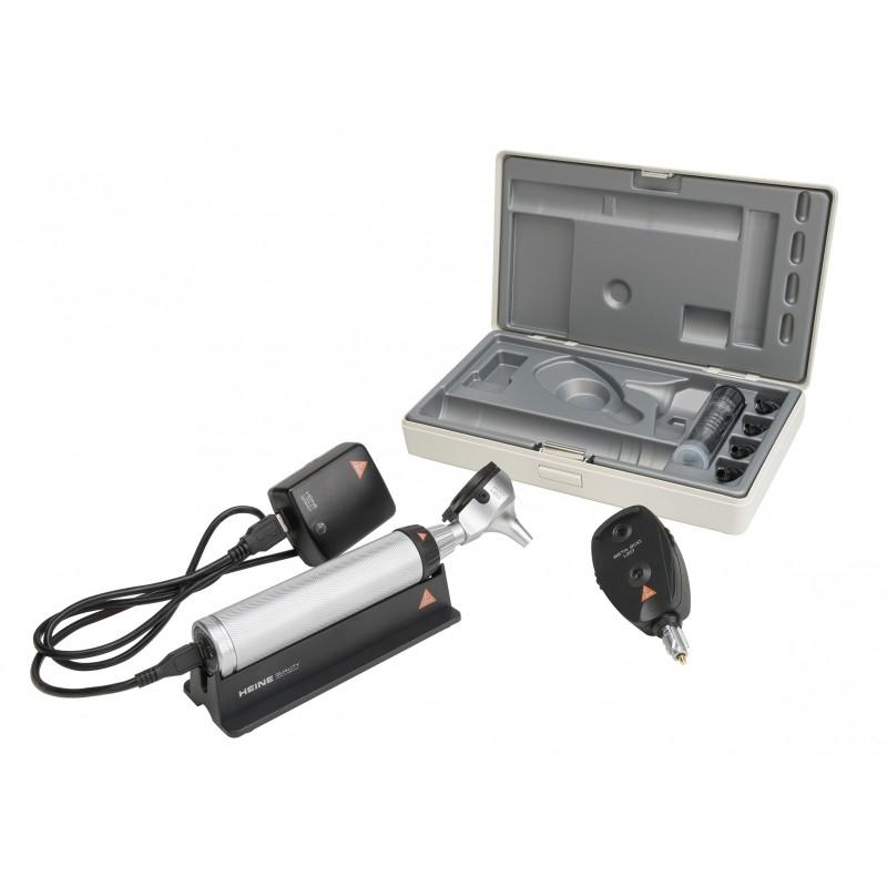 HEINE BETA 200 LED Diagnostik Set mit BETA4 USB+