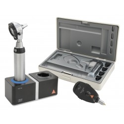 HEINE BETA 200 LED Diagnostik Set mit BETA4 NT und Tisch-Ladegerät