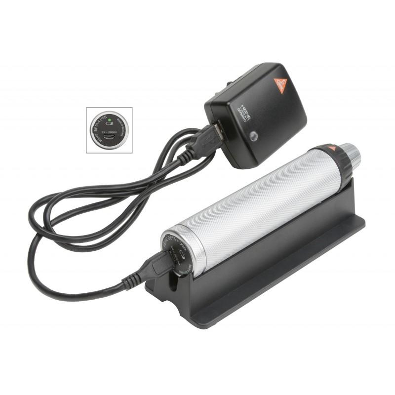 HEINE BETA 4 USB Li-ion Ladegriff