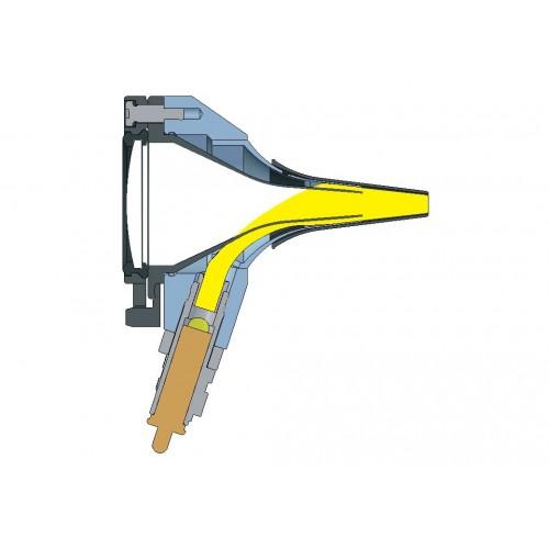 HEINE BETA 200 Fiber Optik Otoskop + Tips