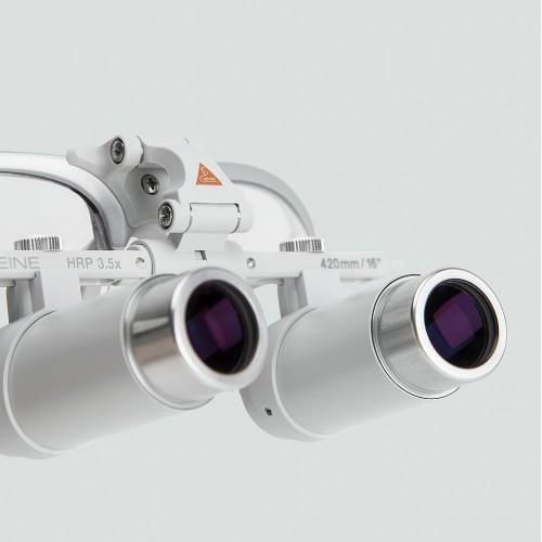HEINE HRP Lupen Set mit i-View auf S-Frame