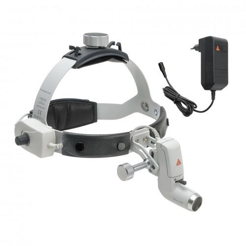 HEINE ML4 LED Kopfleuchte mit Steckertrafo