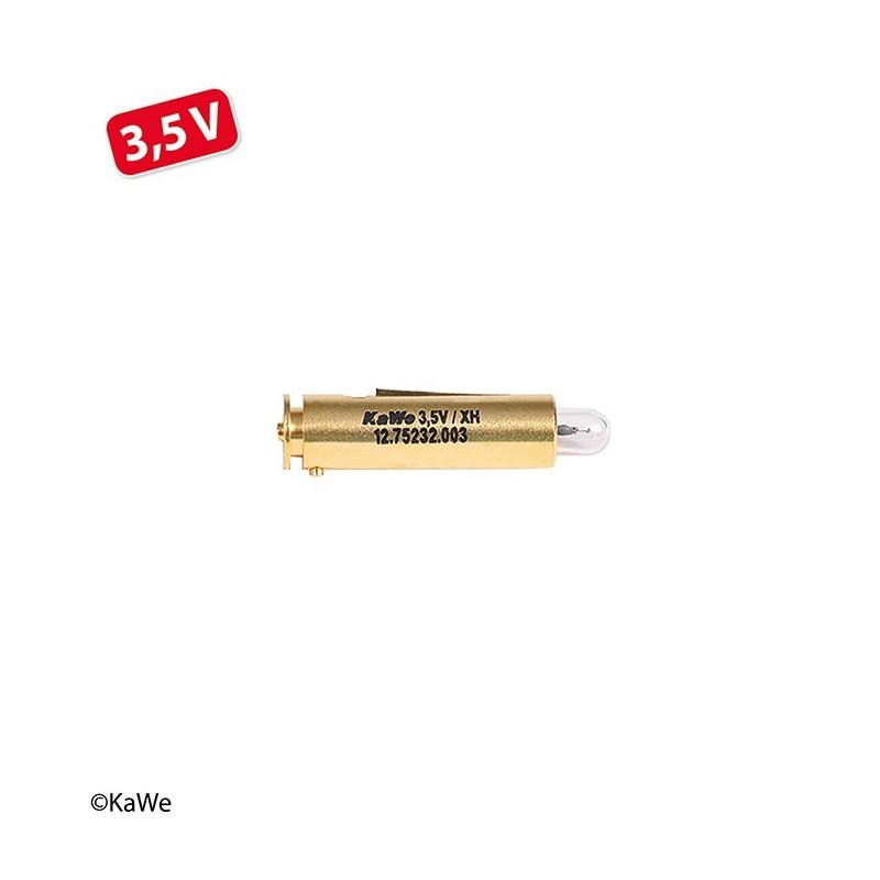 Halogen-Lampe KaWe 3,5 V für EUROLIGHT