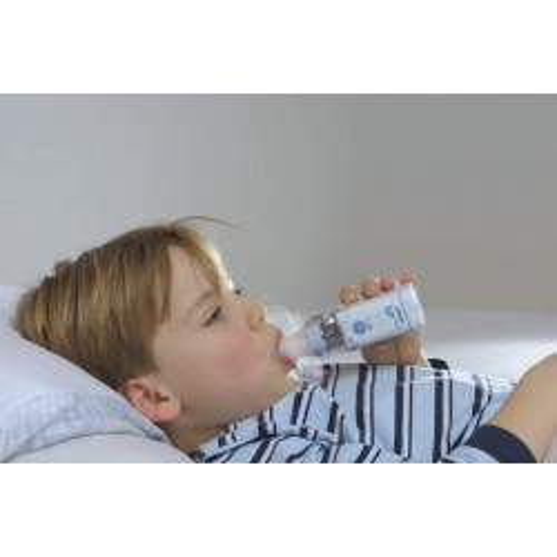 OMRON MicroAIR U22 - mobiler Inhalationsgerät