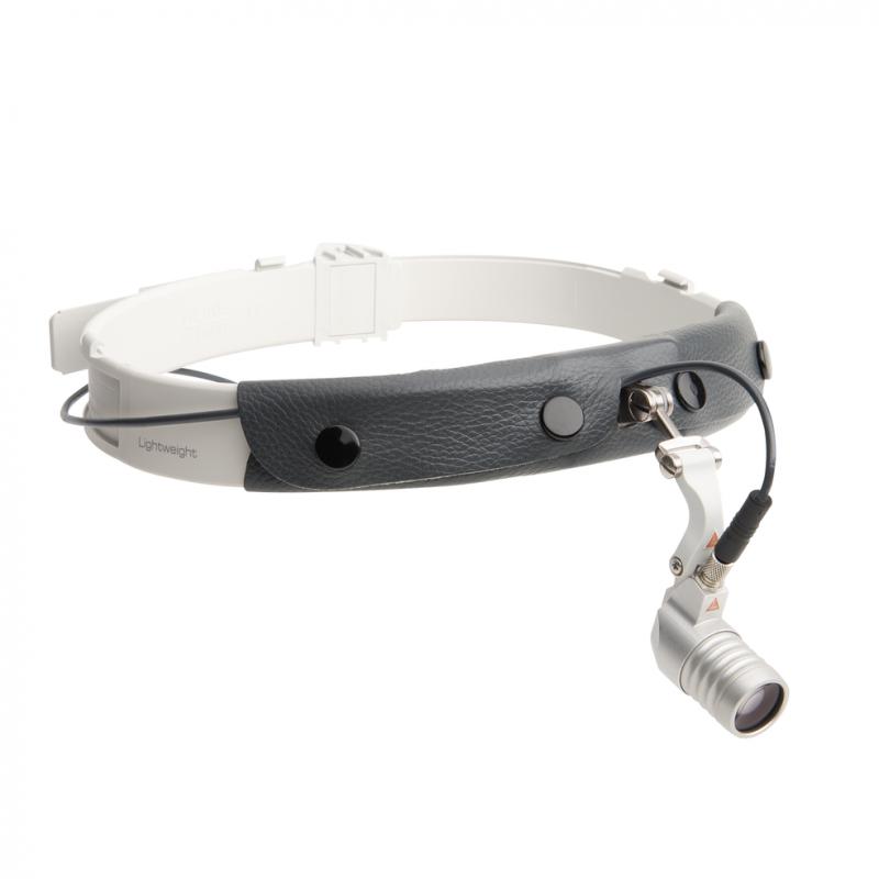 HEINE MicroLight 2 Kopfleuchte auf Kopfband