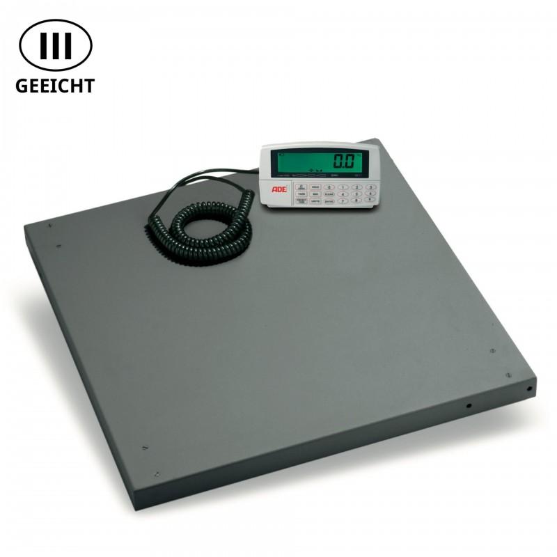 ADE M301020 geeichte Adipositaswaage bis 300 kg