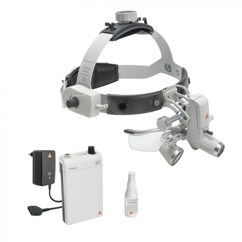 HEINE ML4 LED HeadLight Kit 11 mit HR 2.5x
