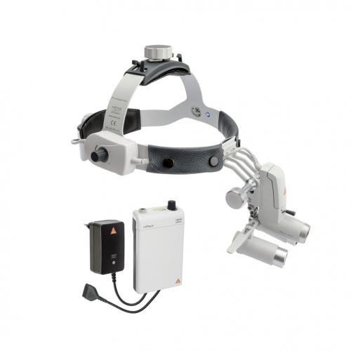 HEINE ML4 LED HeadLight Kit 5c mit HRP 6x
