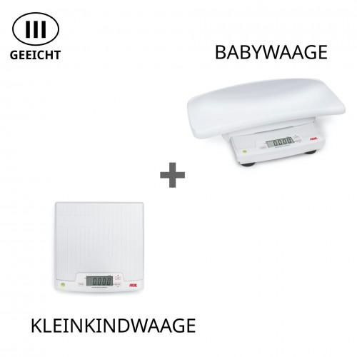 Baby- und Kleinkindwaage geeicht ADE M101000-01