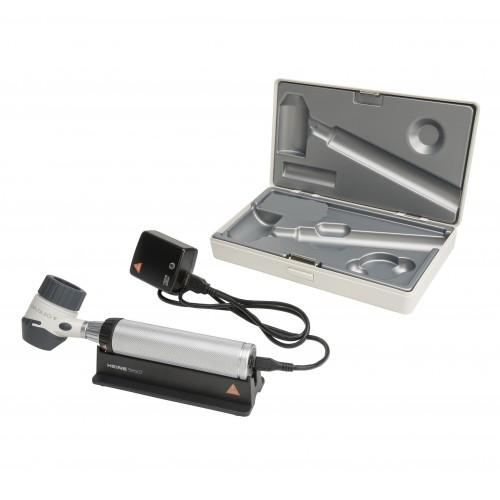 HEINE DELTA 20 T LED Dermatoskop Set mit BETA 4 USB Ladegriff