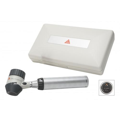 HEINE DELTA 20 T LED Dermatoskop Set mit BETA 4 USB