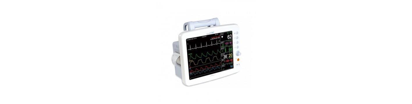 Pulsoximeter und Vitalmonitore