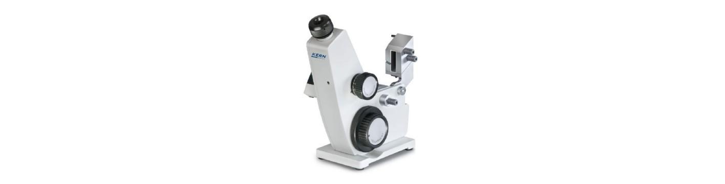 Abbe-Refraktometer - Tischgerät