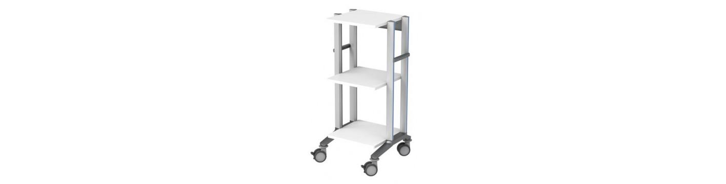 Hochwertige Gerätewagen für medizinische Geräte