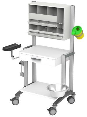 HAEBERLE doppio Injektionswagen COMPACT