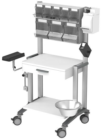 HAEBERLE doppio Injektionswagen PicBox-Plus